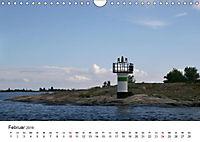 Leuchttürme und Leuchtfeuer an der Ostsee (Wandkalender 2019 DIN A4 quer) - Produktdetailbild 2