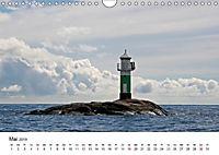 Leuchttürme und Leuchtfeuer an der Ostsee (Wandkalender 2019 DIN A4 quer) - Produktdetailbild 5