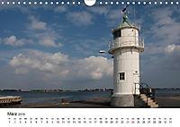 Leuchttürme und Leuchtfeuer an der Ostsee (Wandkalender 2019 DIN A4 quer) - Produktdetailbild 3