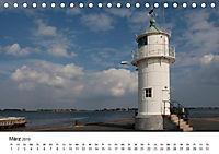 Leuchttürme und Leuchtfeuer an der Ostsee (Tischkalender 2019 DIN A5 quer) - Produktdetailbild 3