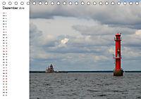 Leuchttürme und Leuchtfeuer an der Ostsee (Tischkalender 2019 DIN A5 quer) - Produktdetailbild 12
