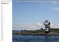 Leuchttürme und Leuchtfeuer an der Ostsee (Tischkalender 2019 DIN A5 quer) - Produktdetailbild 2
