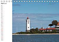 Leuchttürme und Leuchtfeuer an der Ostsee (Tischkalender 2019 DIN A5 quer) - Produktdetailbild 4