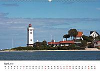 Leuchttürme und Leuchtfeuer an der Ostsee (Wandkalender 2019 DIN A2 quer) - Produktdetailbild 4