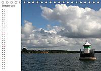 Leuchttürme und Leuchtfeuer an der Ostsee (Tischkalender 2019 DIN A5 quer) - Produktdetailbild 10