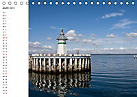 Leuchttürme und Leuchtfeuer an der Ostsee (Tischkalender 2019 DIN A5 quer) - Produktdetailbild 6