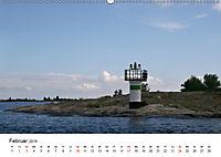 Leuchttürme und Leuchtfeuer an der Ostsee (Wandkalender 2019 DIN A2 quer) - Produktdetailbild 2