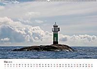 Leuchttürme und Leuchtfeuer an der Ostsee (Wandkalender 2019 DIN A2 quer) - Produktdetailbild 5