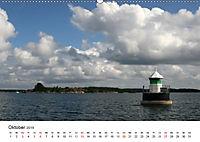 Leuchttürme und Leuchtfeuer an der Ostsee (Wandkalender 2019 DIN A2 quer) - Produktdetailbild 10