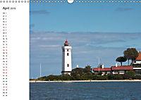 Leuchttürme und Leuchtfeuer an der Ostsee (Wandkalender 2019 DIN A3 quer) - Produktdetailbild 4