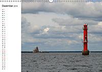 Leuchttürme und Leuchtfeuer an der Ostsee (Wandkalender 2019 DIN A3 quer) - Produktdetailbild 12