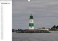 Leuchttürme und Leuchtfeuer an der Ostsee (Wandkalender 2019 DIN A3 quer) - Produktdetailbild 11