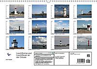Leuchttürme und Leuchtfeuer an der Ostsee (Wandkalender 2019 DIN A3 quer) - Produktdetailbild 13
