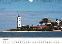 Leuchttürme und Leuchtfeuer an der Ostsee (Wandkalender 2019 DIN A4 quer) - Produktdetailbild 4