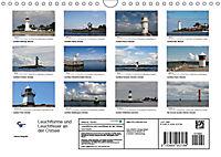 Leuchttürme und Leuchtfeuer an der Ostsee (Wandkalender 2019 DIN A4 quer) - Produktdetailbild 13