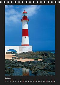 Leuchttürme - Wahrzeichen der Seefahrt (Tischkalender 2019 DIN A5 hoch) - Produktdetailbild 5