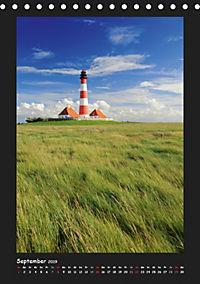 Leuchttürme - Wahrzeichen der Seefahrt (Tischkalender 2019 DIN A5 hoch) - Produktdetailbild 9