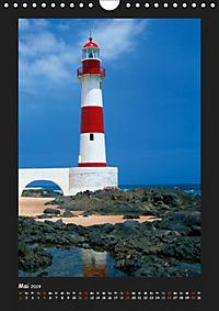 Leuchttürme - Wahrzeichen der Seefahrt (Wandkalender 2019 DIN A4 hoch) - Produktdetailbild 5