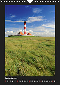 Leuchttürme - Wahrzeichen der Seefahrt (Wandkalender 2019 DIN A4 hoch) - Produktdetailbild 9