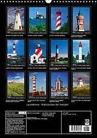 Leuchttürme - Wahrzeichen der Seefahrt (Wandkalender 2019 DIN A3 hoch) - Produktdetailbild 13