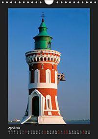 Leuchttürme - Wahrzeichen der Seefahrt (Wandkalender 2019 DIN A4 hoch) - Produktdetailbild 4