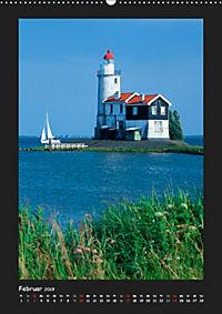 Leuchttürme - Wahrzeichen der Seefahrt (Wandkalender 2019 DIN A2 hoch) - Produktdetailbild 2