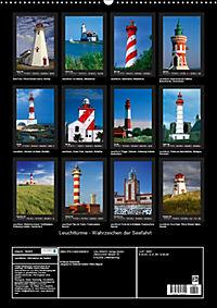 Leuchttürme - Wahrzeichen der Seefahrt (Wandkalender 2019 DIN A2 hoch) - Produktdetailbild 13