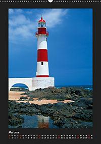 Leuchttürme - Wahrzeichen der Seefahrt (Wandkalender 2019 DIN A2 hoch) - Produktdetailbild 5