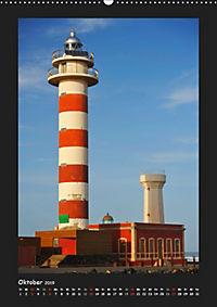 Leuchttürme - Wahrzeichen der Seefahrt (Wandkalender 2019 DIN A2 hoch) - Produktdetailbild 10