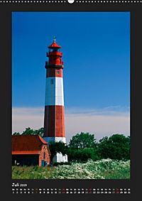 Leuchttürme - Wahrzeichen der Seefahrt (Wandkalender 2019 DIN A2 hoch) - Produktdetailbild 7