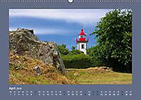 Leuchttürme - Wegweiser an der bretonischen Küste (Wandkalender 2019 DIN A2 quer) - Produktdetailbild 7