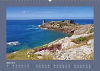 Leuchttürme - Wegweiser an der bretonischen Küste (Wandkalender 2019 DIN A2 quer) - Produktdetailbild 11