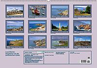 Leuchttürme - Wegweiser an der bretonischen Küste (Wandkalender 2019 DIN A2 quer) - Produktdetailbild 12