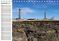 Leuchttürme - Wegweiser an der bretonischen Küste (Tischkalender 2019 DIN A5 quer) - Produktdetailbild 6