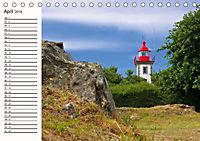 Leuchttürme - Wegweiser an der bretonischen Küste (Tischkalender 2019 DIN A5 quer) - Produktdetailbild 9