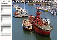 Leuchttürme - Wegweiser an der bretonischen Küste (Tischkalender 2019 DIN A5 quer) - Produktdetailbild 13