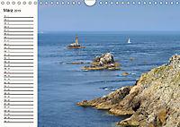 Leuchttürme - Wegweiser an der bretonischen Küste (Wandkalender 2019 DIN A4 quer) - Produktdetailbild 3
