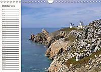 Leuchttürme - Wegweiser an der bretonischen Küste (Wandkalender 2019 DIN A4 quer) - Produktdetailbild 10