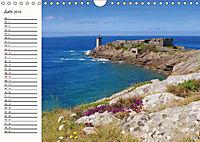 Leuchttürme - Wegweiser an der bretonischen Küste (Wandkalender 2019 DIN A4 quer) - Produktdetailbild 6