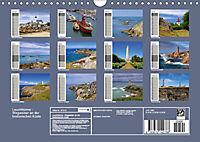 Leuchttürme - Wegweiser an der bretonischen Küste (Wandkalender 2019 DIN A4 quer) - Produktdetailbild 13