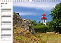 Leuchttürme - Wegweiser an der bretonischen Küste (Wandkalender 2019 DIN A4 quer) - Produktdetailbild 4