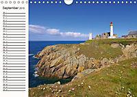 Leuchttürme - Wegweiser an der bretonischen Küste (Wandkalender 2019 DIN A4 quer) - Produktdetailbild 9