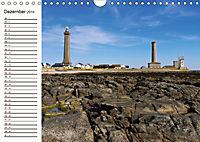 Leuchttürme - Wegweiser an der bretonischen Küste (Wandkalender 2019 DIN A4 quer) - Produktdetailbild 12