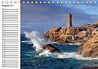 Leuchttürme - Wegweiser an der bretonischen Küste (Tischkalender 2019 DIN A5 quer) - Produktdetailbild 8