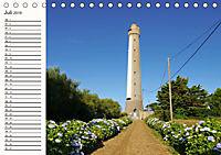 Leuchttürme - Wegweiser an der bretonischen Küste (Tischkalender 2019 DIN A5 quer) - Produktdetailbild 7