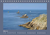 Leuchttürme - Wegweiser an der bretonischen Küste (Tischkalender 2019 DIN A5 quer) - Produktdetailbild 3