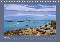 Leuchttürme - Wegweiser an der bretonischen Küste (Tischkalender 2019 DIN A5 quer) - Produktdetailbild 5