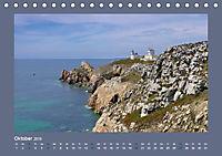 Leuchttürme - Wegweiser an der bretonischen Küste (Tischkalender 2019 DIN A5 quer) - Produktdetailbild 10