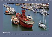 Leuchttürme - Wegweiser an der bretonischen Küste (Wandkalender 2019 DIN A2 quer) - Produktdetailbild 2