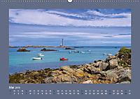 Leuchttürme - Wegweiser an der bretonischen Küste (Wandkalender 2019 DIN A2 quer) - Produktdetailbild 5